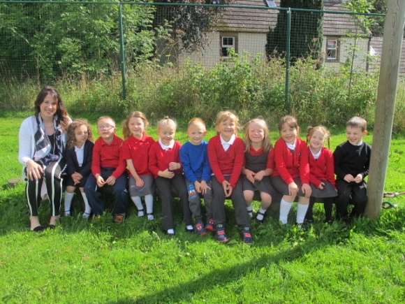 Primary 1 Class Picture- Blog